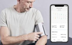The Easiest Way to Manage Blood Pressure at Home - Withings' at-home smart blood pressure monitor,